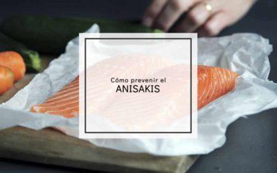 Prevenir el Anisakis con un Abatidor de temperatura